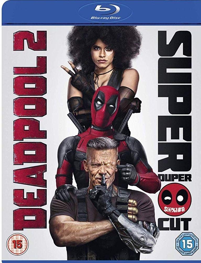 Deadpool 2 Blu Ray £5.61 @ Amazon (Prime Members Only)