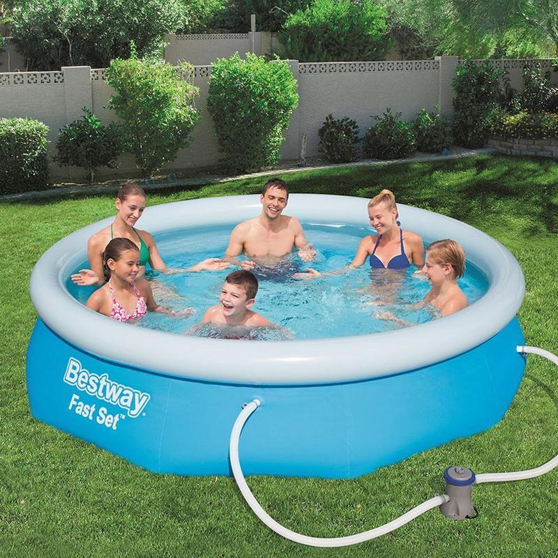 Bestway 10ft Fast Set Pool Including Filter Pump £38.98 delivered @ Very