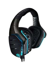 Logitech G633 Gaming Headset, Artemis Spectrum Pro Wired, 7.1 Dolby Surround Sound for PC, Xbox One and PS4 - £44 @ Amazon