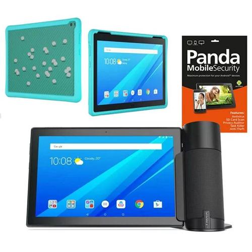 Lenovo Tab 4 Plus Tablet - 4G  / 16GB / 3GB RAM + Case, Speaker & AV £119.99 with code eBay / laptopoutletdirect