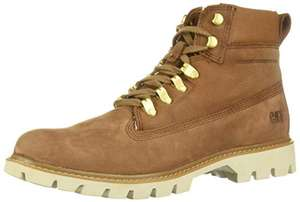Caterpillar CAT Footwear Men's Lexicon Classic Boots Sizes 11/12 £19.53 Amazon Prime Day Deal