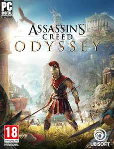 Assassin's Creed Odyssey [Uplay PC] - £15 @ Amazon Prime Day Deal