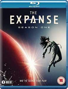 The Expanse Blu-Ray Seasons 1 and 2 sets - £13.36 on Amazon Prime Exclusive