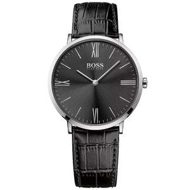 Hugo Men's Stainless Steel Strap Watch Model number: 1513369 £85 at Ernest Jones