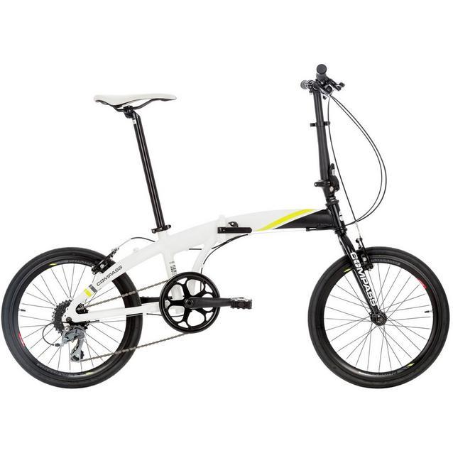 Compass fast forward aluminium folding bike 20 inch wheels £199 at Go Outdoors