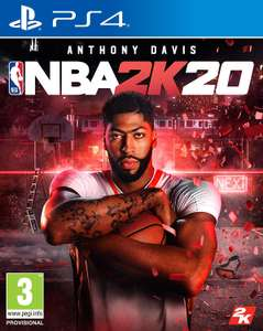 Get in game currency worth £8 free when you preorder NBA2K20 on Amazon - £49.99