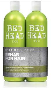 Bed Head by Tigi Urban Antidotes Re-Energise Daily Shampoo and Conditioner, 750 ml, Pack of 2 £9.84 @ Amazon (Prime Exclusive)