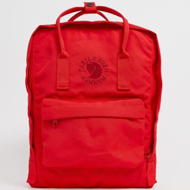 Fjallraven Kanken Backpack 16L. TCB 10% £40 @ ASOS