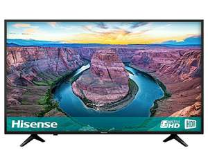Hisense H50AE6100UK 50 inch 4K Ultra HD Smart TV £263.20 with code @ cramptonandmoore/ebay