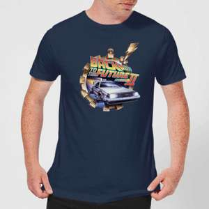 40% off Back to the future T-shirt's & hoodies @ Zavvi with code (Price here is for T-shirt's) & free delivery!