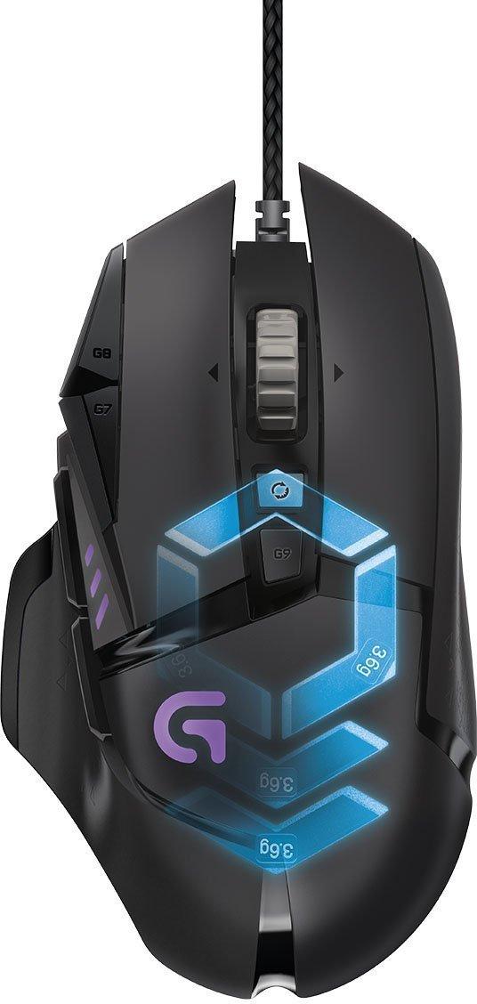 Logitech G502 Gaming Mouse Proteus Spectrum RGB £32.99 Amazon Prime Deal