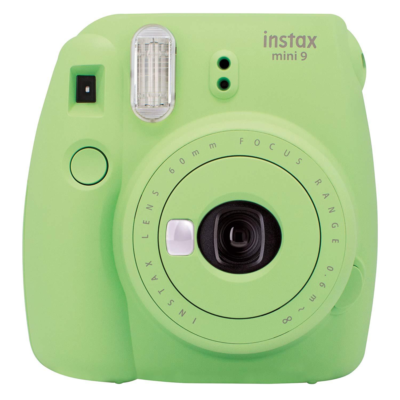 instax Mini 9 Camera, Lime Green £42.99 Amazon Prime Day Deal
