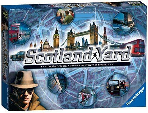 Scotland Yard Board Game £13.19 - Amazon Prime Day Deal