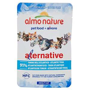 Almo Nature HFC Alternative Cat Food (Pack Of 24) 55grams £8.69 + £4.49 delivery Non Prime @ Amazon