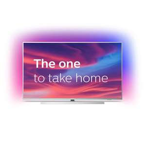 Philips 'The One' 55PUS7304/12 55-inch 4K Ultra HD Android Smart TV with Ambilight 3-sided and HDR 10+ 2019 £799.99 @ Amazon