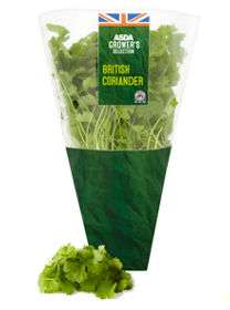 Asda growers selection potted herbs 50p