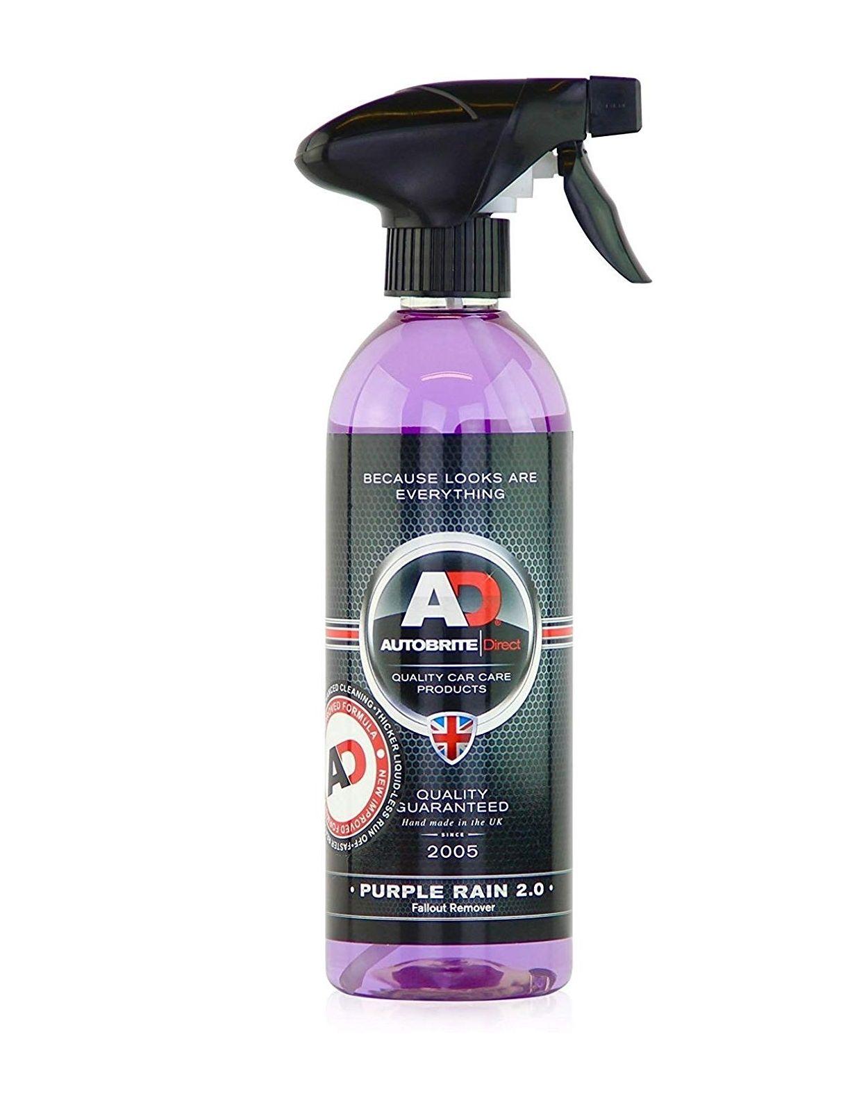 Autobrite Purple Rain 2.0 £7.60 Amazon Prime Day Deal