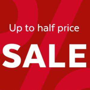 Sainsbury's Tu Clothing - Up To Half Price Sale Instore & Online