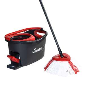 Vileda Turbo Microfibre Mop - Reduced from £28.99 to £18.99 @ Amazon