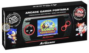 Sega handheld games console with 30 games on clearance £22.99 (was £29.99) Argos