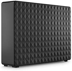 Seagate 6 TB Expansion USB 3.0 Desktop External Hard Drive for PC Xbox One and PlayStation 4 (STEB6000403) £79.99 @ Amazon (Prime Exclusive)