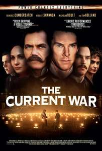 Free screening -The Current War  -18/7 @ SEE IT FIRST