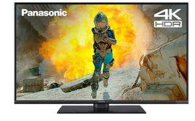 Panasonic 55FX550B 55 Inch 4K Ultra HD TV £349.99 with 5 year warranty @ Costco