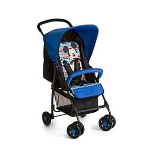 Hauck Sport Pushchair from Birth to 15 kg - Mickey Geo Blue £34.83 @ Amazon - Prime Exclusive