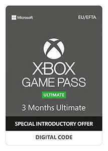 Xbox Game Pass Ultimate 3 Months £10.99 for new subscribers - Xbox/Microsoft Store
