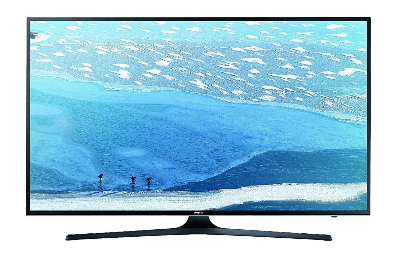 Samsung UE40KU6079UXZG 40'' UHD 4K Smart TV [EU model, UK power lead] Good Condition £199 / Very Good Condition £209 @ Amazon Warehouse