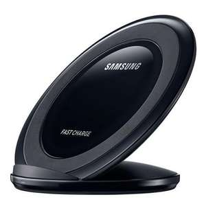 Samsung Qi 9W Wireless Quick Charging Stand Black £20.00 @ MyMemory