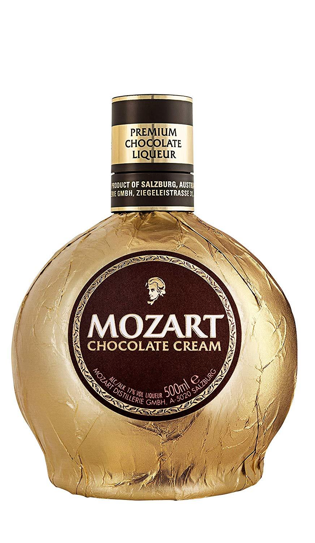 Mozart Chocolate Cream Liqueur, 50cl £9.99 Prime Day Deal @ Amazon