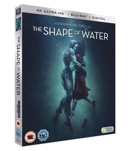 The Shape of Water 4K @ Amazon £9.09 Prime Day