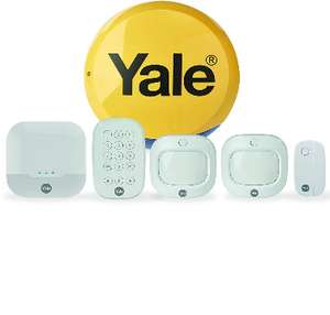 Yale IA-320 Sync Smart Home Alarm - Family Kit, Works with Alexa and Philips Hue £199.99 Amazon Prime Day Deal