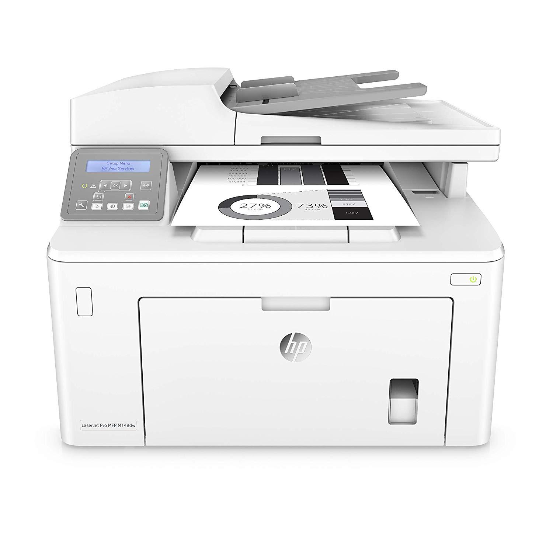 HP M148dw LaserJet Pro Multifunctional Printer for £76.99 delivered @ Amazon Prime Day Deal