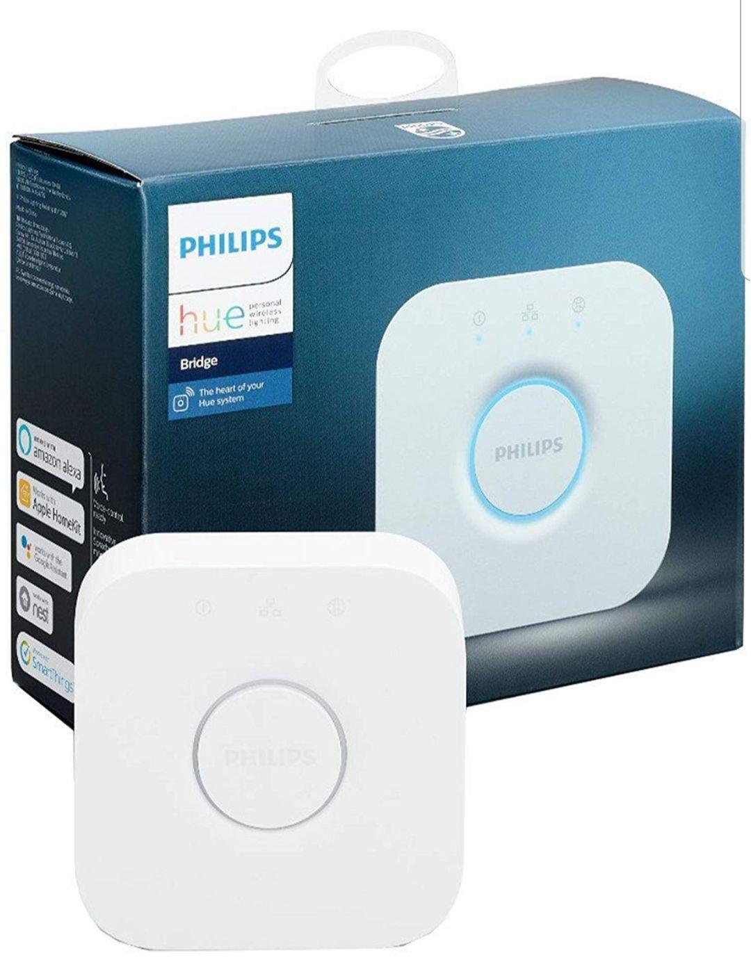 Philips Hue Bridge 2.0 £27.75 @ Amazon Prime Deal