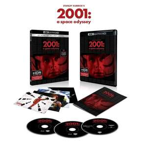 2001: A Space Odyssey 4K UHD £20.99 Amazon Prime Deal