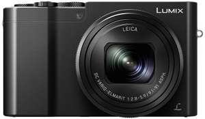 Panasonic Lumix DMC-TZ100EBK Compact Digital Camera £282.99 Amazon Prime Deal
