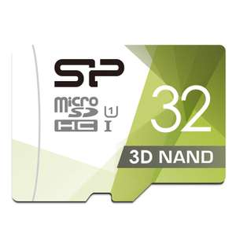 Silicon Power 32GB MicroSDHC UHS-1 Memory Card £4.39 Amazon Prime Deal