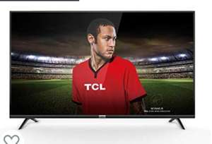 TCL 43DP628  43 inch 4K UHD HDR TV 2018/19 model Freeview play & works with Alexa £199 Amazon Prime Deal