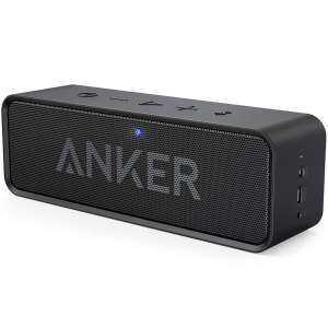 Anker SoundCore Bluetooth Speaker Up to 24 hours playback time £23.99 Sold by AnkerDirect and Fulfilled by Amazon - Prime Deal