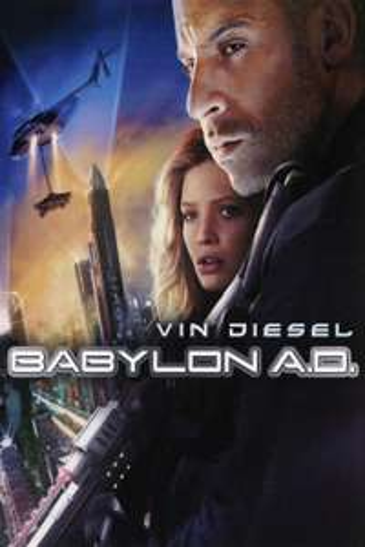 Babylon A.D. £2.99 at iTunes