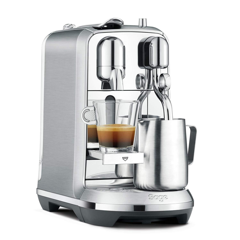 Sage Creatista Plus Nespresso Coffee Machine £249 Amazon Prime Deal