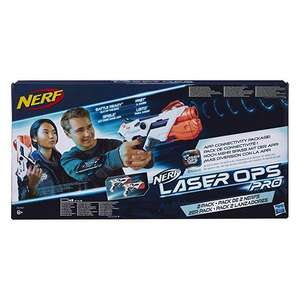 Nerf laser ops Pro alpha point (2-pack) - £13.99 Amazon prime day deal