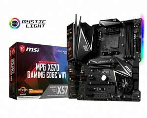 MSI MPG X570 GAMING EDGE WI-FI AM4 DDR4 ATX Motherboard £189.08 ebay /  ebuyer_uk_ltd