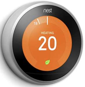 Nest Learning Thermostat, 3rd Generation, Grade A £115 CeX