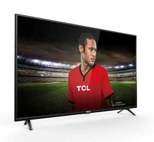 TCL 55DP628 55 Inch UHD 4K, HDR10 and HLG, Freeview Play - Alexa - Black £299 @ Amazon Prime