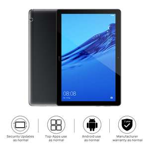 """HUAWEI MediaPad T5 - 10.1"""" 1080P 32GB 3GB RAM Kirin 695 2.36GHz Octa-Core CPU for £129.99 Delivered w/ voucher (Amazon Prime Exclusive)"""