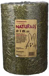 Rosewood Naturals Hay 'n' Hide Large just £5.67 Amazon Prime Day (20% discount applied at checkout)