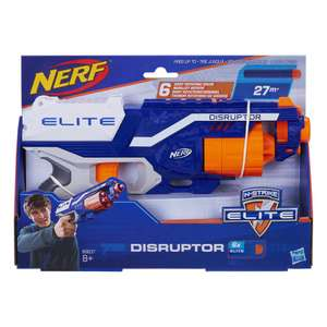 Nerf N-Strike Elite Disruptor - £6.99 (Prime) / £11.48 (non Prime) at Amazon